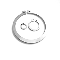 Metric Heavy Duty External Circlips Stainless Steel