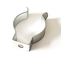 Zinc Plated Tool Clips (Open Type)